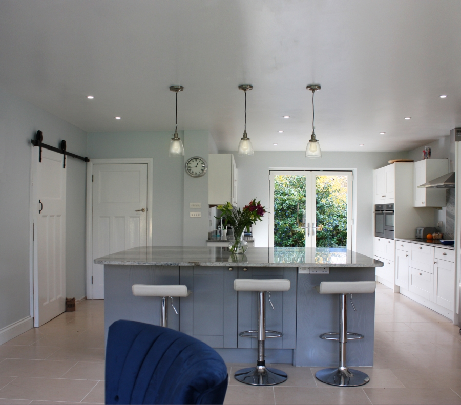Kitchen Extension design Hampshire